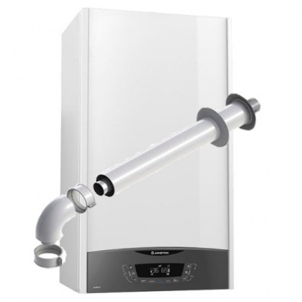 Газовый котел Ariston CLAS X System 28 FF NG