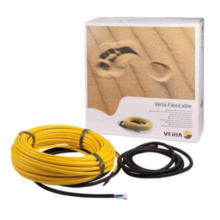 Нагревательный кабель Veria Flexicable™ 20/80 м