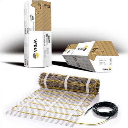 Нагревательный мат Veria Quickmat™ 150 1R 3 м²