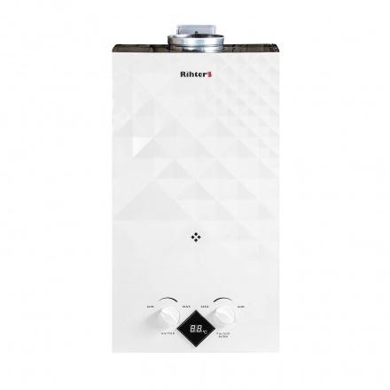 Газовый водонагреватель Rihters 20-10 Standard