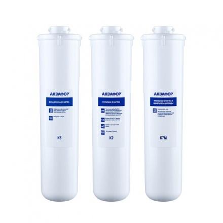 Комплект модулей сменных фильтрующих К5-K2-K7M
