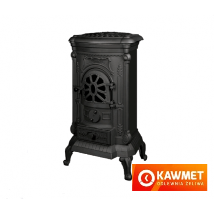 Печь-камин Kawmet P9 (8 кВт) EKO