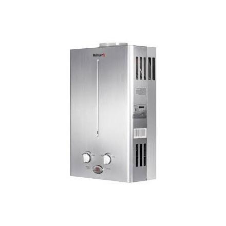 Газовый водонагреватель Rihters 16-8 Steel