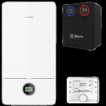 Конденсационный газовый котел Bosch GC7000iW 24 P
