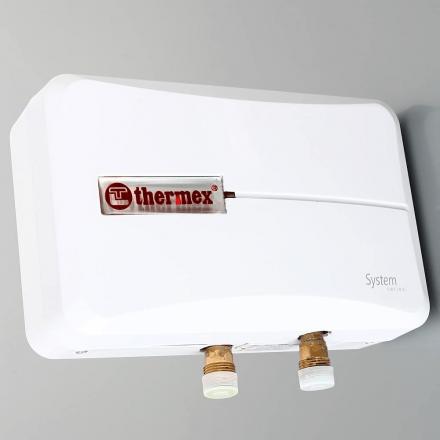 Проточный водонагреватель Thermex System 800 (wh)