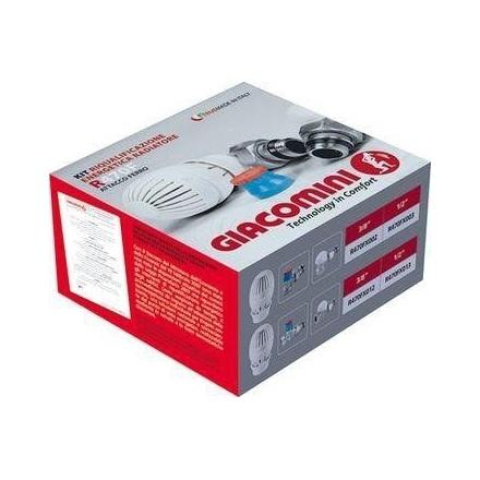 Комплект радиатора прямой Giacomini 1/2 (R470FX013)