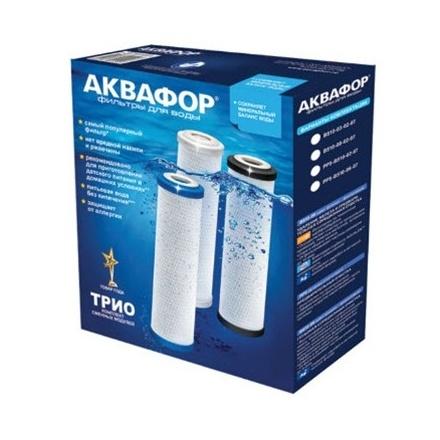 Комплект сменных картриджей Аквафор РР20-В510-03-PP5