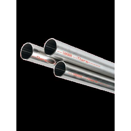 Труба стальная оцинкованная SANHA 35х1,5