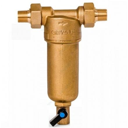 Фильтр Гейзер-Бастион 121 3/4' (для горячей воды d60)