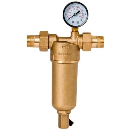 Фильтр Гейзер-Бастион 122 3/4' (для горячей воды d60)