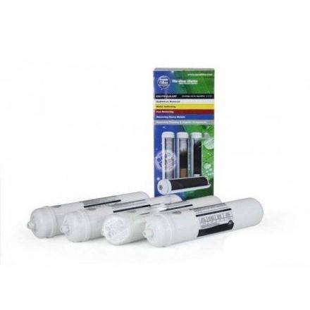 Комплект 4х картриджей Aquafilter EXCITO-CRT