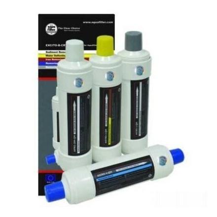 Комплект 4х картриджей Aquafilter EXCITO-B-CLR-CRT