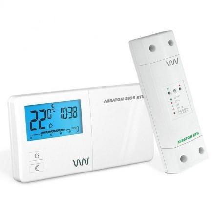 Регулятор температуры Auraton 2025 RTH (беспроводной недельный)