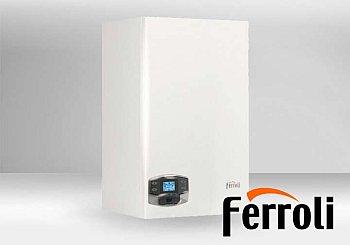 Накопительные водонагреватели Ferroli