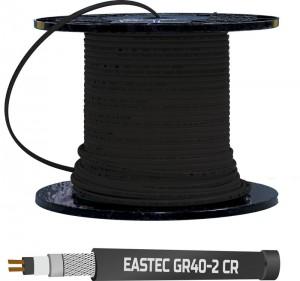 характеристики греющего каьеля EASTEC GR 40-2 CR