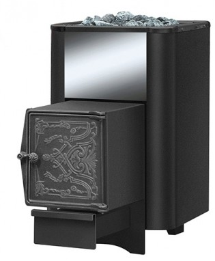 Печь для бани Везувий Русичъ Антрацит 16 (ДТ-4)