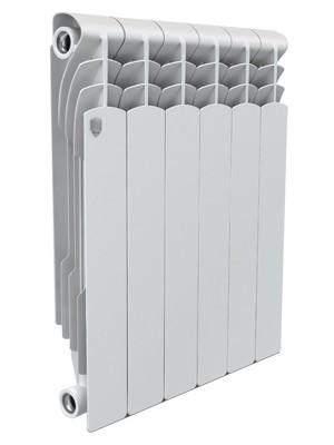 Радиатор биметаллический Royal Thermo Revolution Bimetall 500