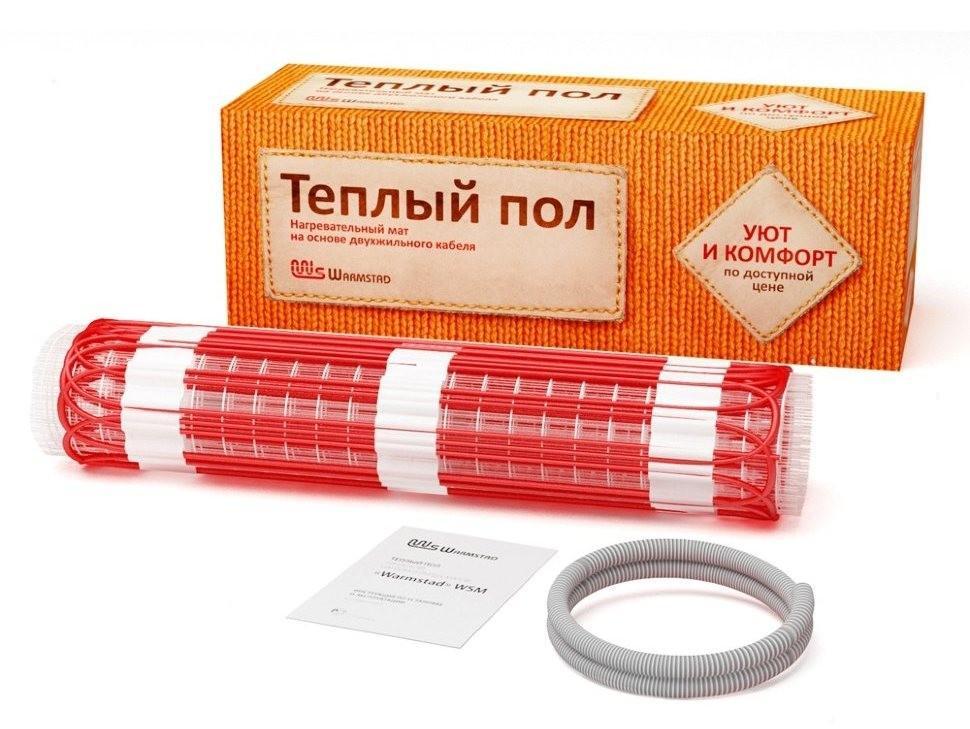 Нагревательный мат Комплект Warmstad WSM-790-5,25