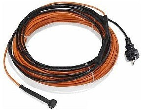 Секция нагревательная кабельная 40КДБС-35