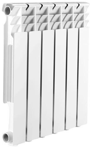Радиатор алюминиевый Ogint Delta Plus 500