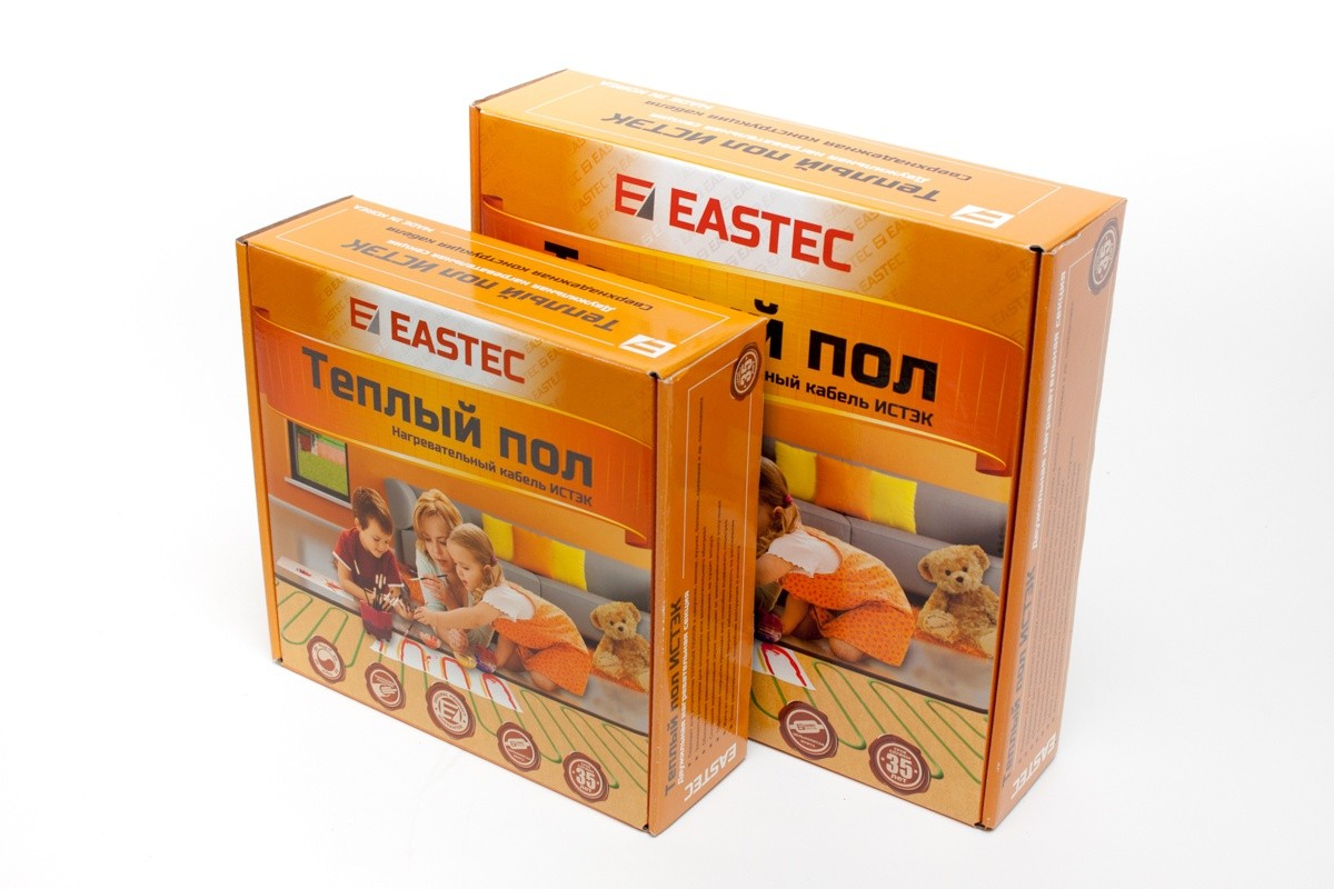 Двухжильный кабель Комплект EASTEC ECC-500 (20-25)