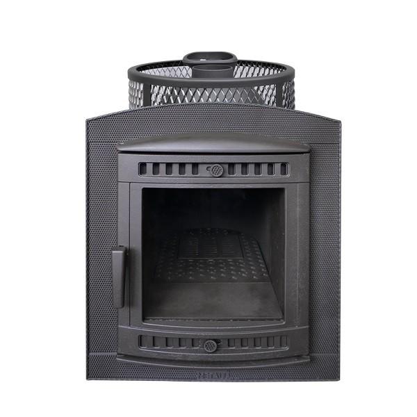 Банная печь ProMetall Атмосфера сетка из нерж. стали