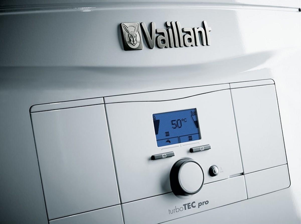 Газовый котел Vaillant turboTEC pro VUW 242/ 5-3