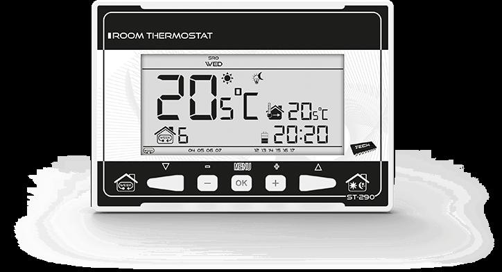 Терморегулятор Tech ST-290 v2