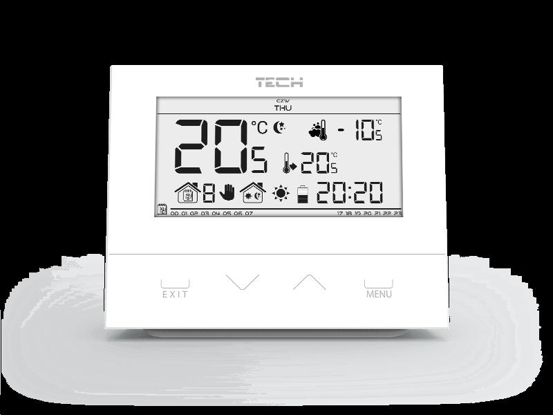 Терморегулятор Tech ST-292 v2
