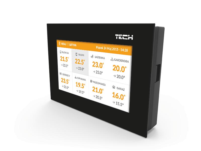 Контрольная панель Tech M-7