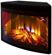 Электрокамин Royal Flame Panoramic 25 LED FX Black