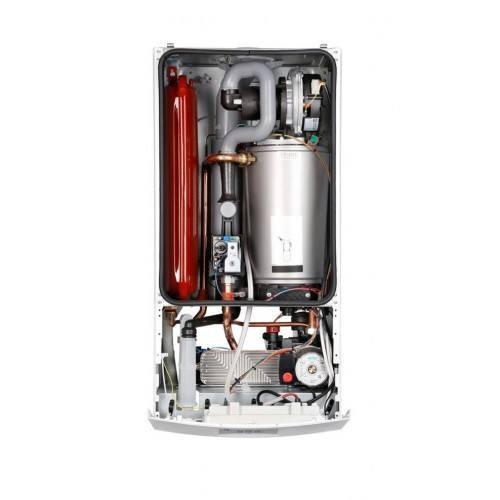 Конденсационный газовый котел Bosch Condens 2500 WBC 28-1 DC