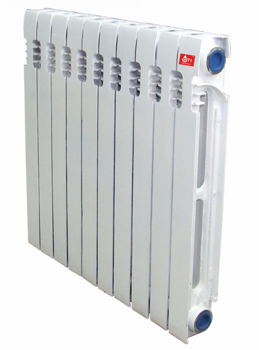 Чугунный радиатор отопления STI НОВА-500